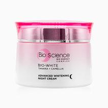 Bio-White Advanced Whitening Night Cream (50g) by Bio Science