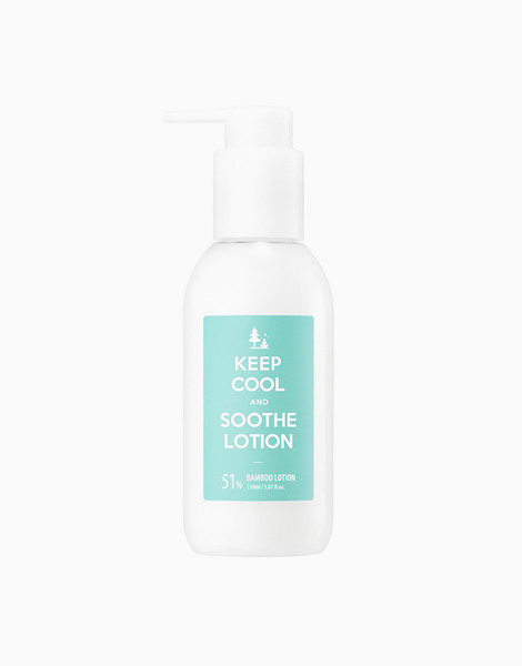 Soothe Bamboo Lotion by KEEP COOL