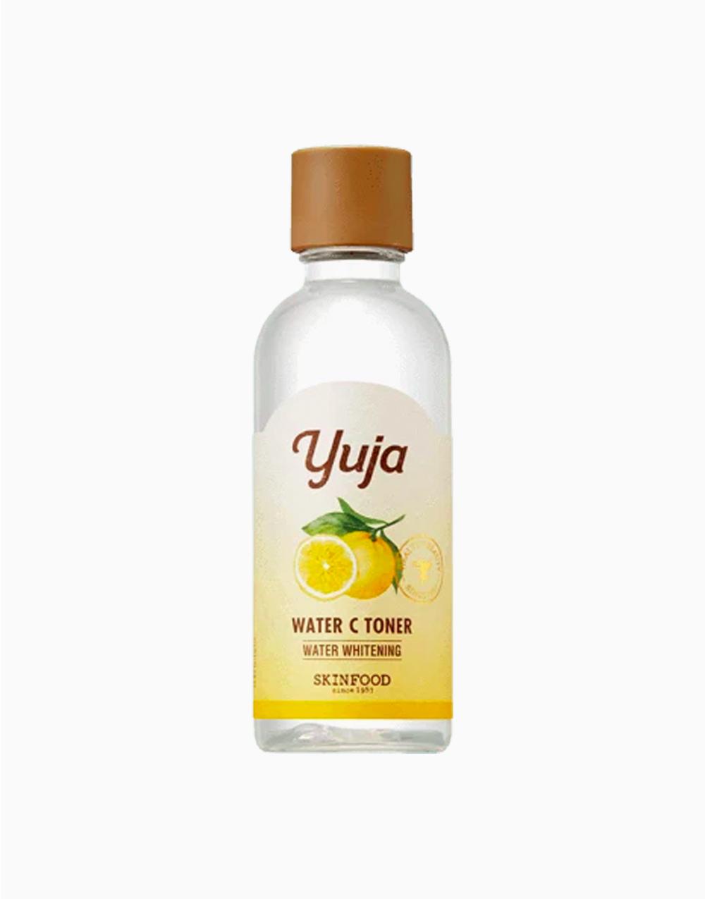 Yuja Water C Toner by Skinfood