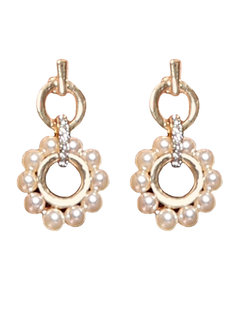Kelly Pearl Earrings by Moxie PH