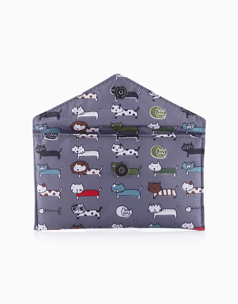 Envelope Pouch by Izzo Shop   Cats