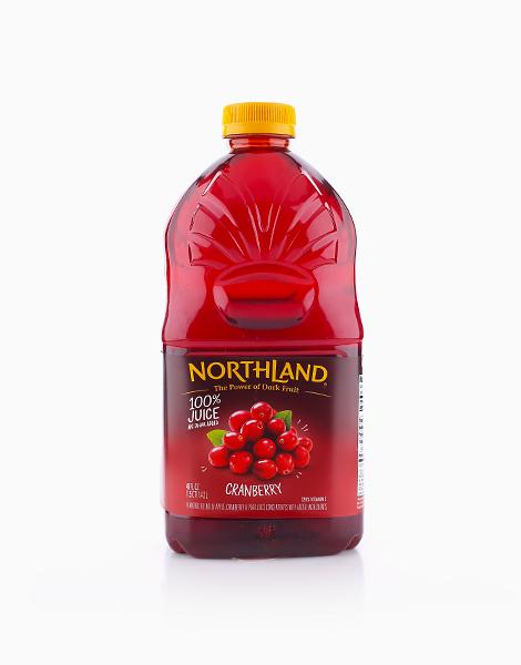 Cranberry 100% Juice (48oz / 1.41L) by Northland