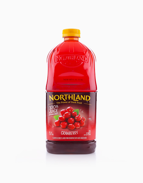 Cranberry 100% Juice (64oz / 1.89L) (Max. of 2 pcs per order) by Northland