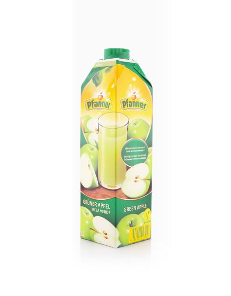 Green Apple Juice (1L) by Pfanner