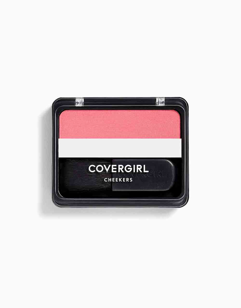 Cheekers Blush by CoverGirl | Rose Silk