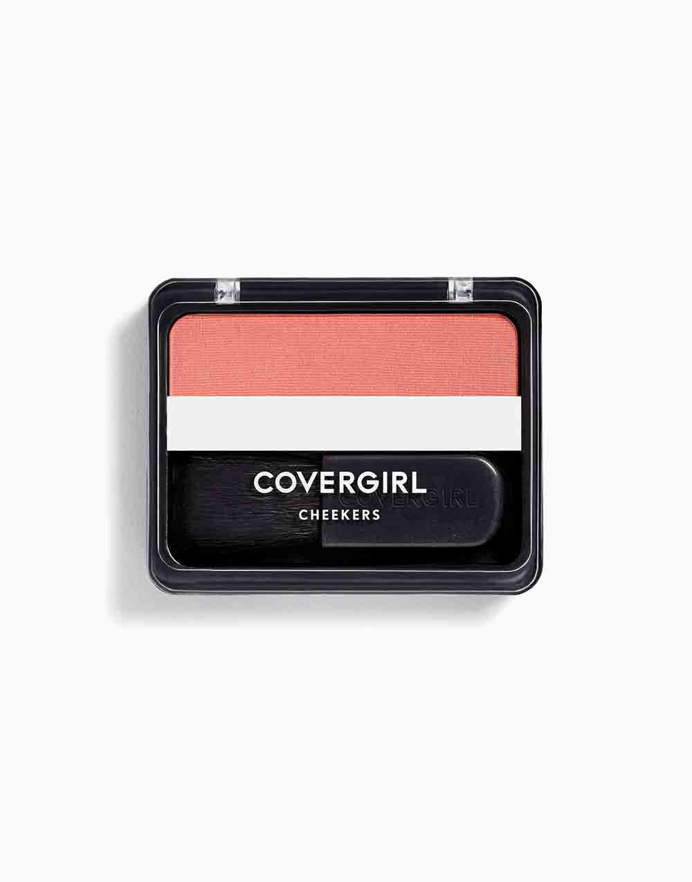 Cheekers Blush by CoverGirl | Iced Cappucino