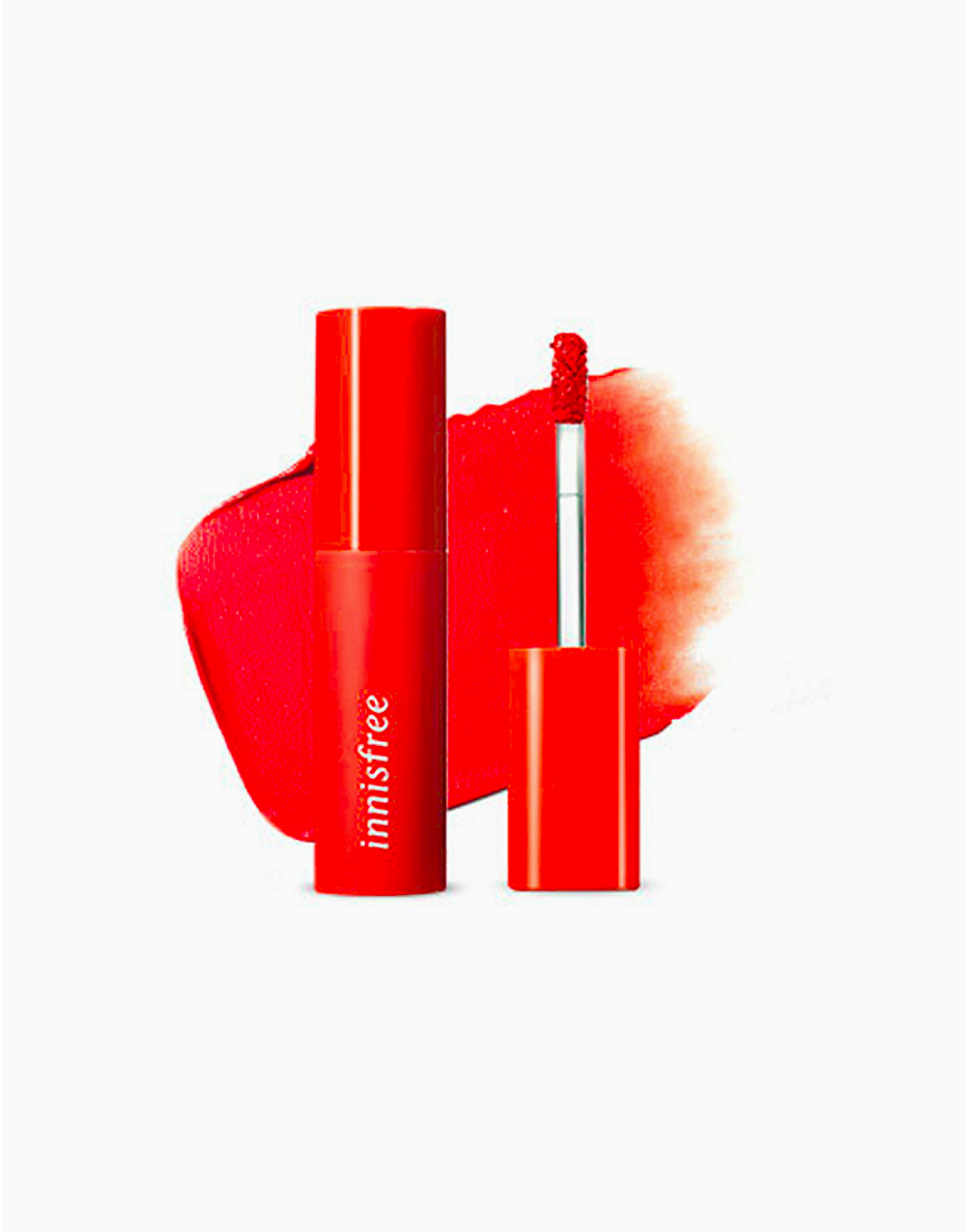 Vivid Cotton Ink Blur by Innisfree |  #01 Ginger Coral