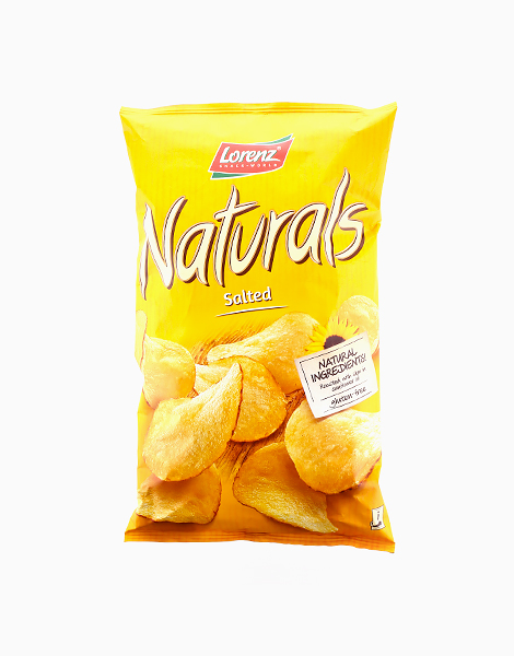 Classic Potato Chips (100g) by Lorenz