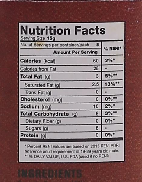 Buko Organic Chocolate Coconut Spread (120g) by Buko Foods