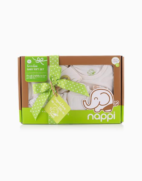 Bamboo Newborn Gift Set by Nappi Baby PH