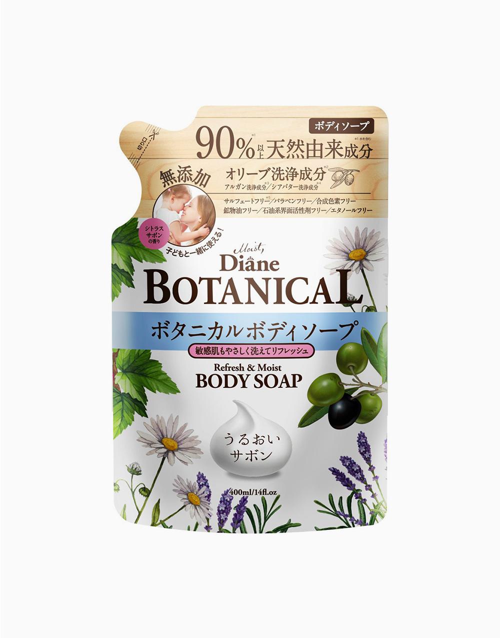 Refresh and Moist Botanical Body Soap Refill by Moist Diane