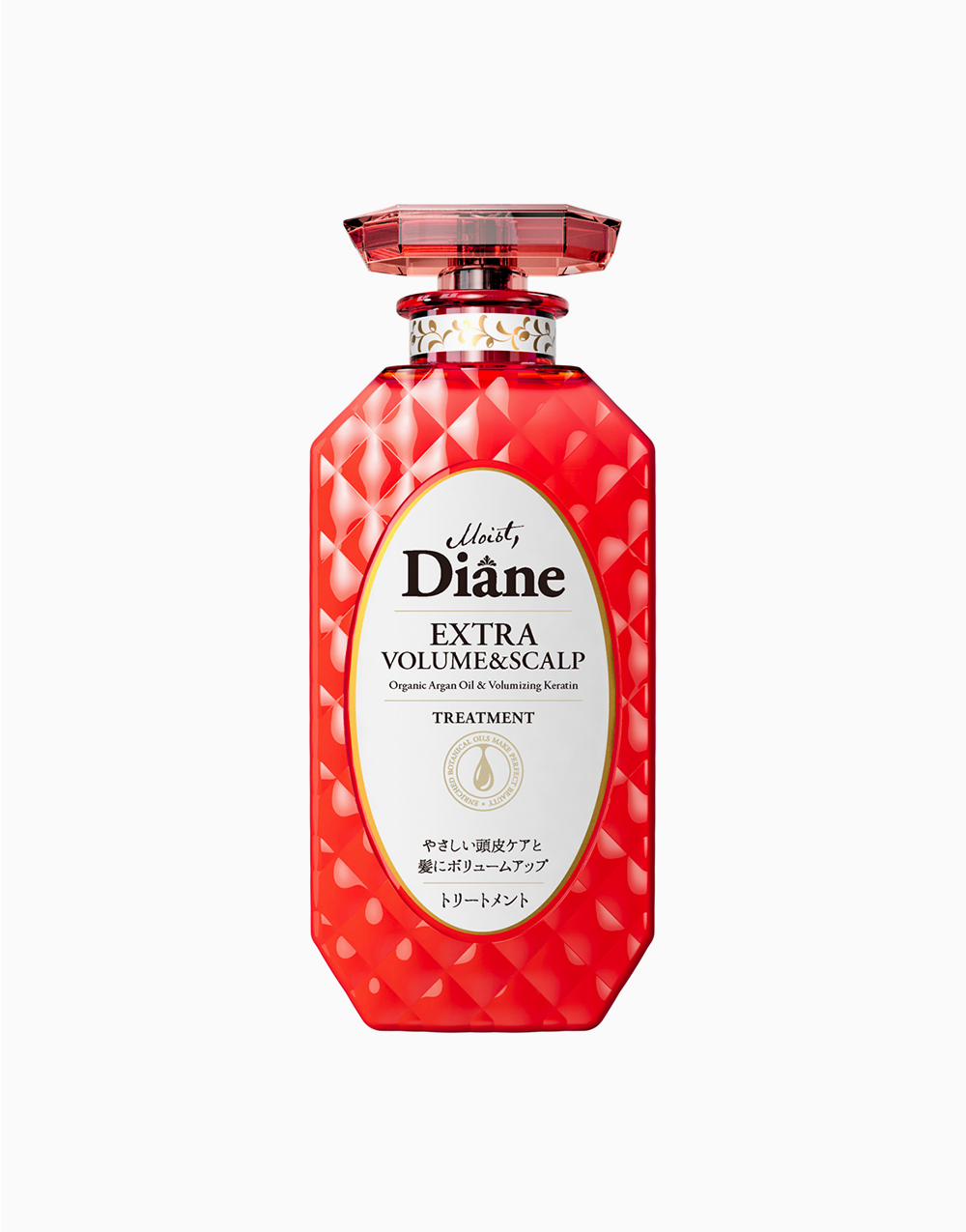 Extra Volume and Scalp Hair Treatment by Moist Diane