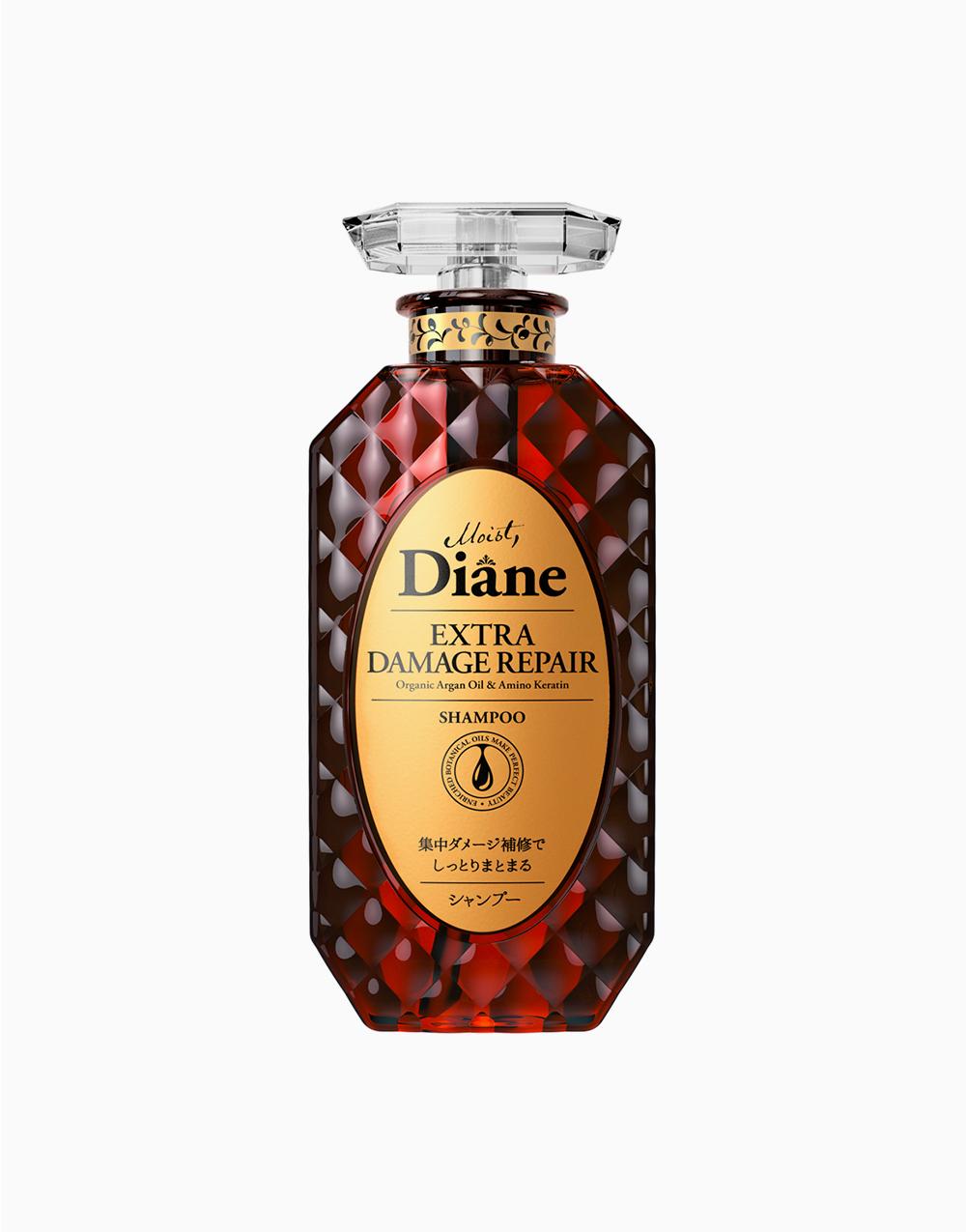 Extra Damage Repair Shampoo by Moist Diane