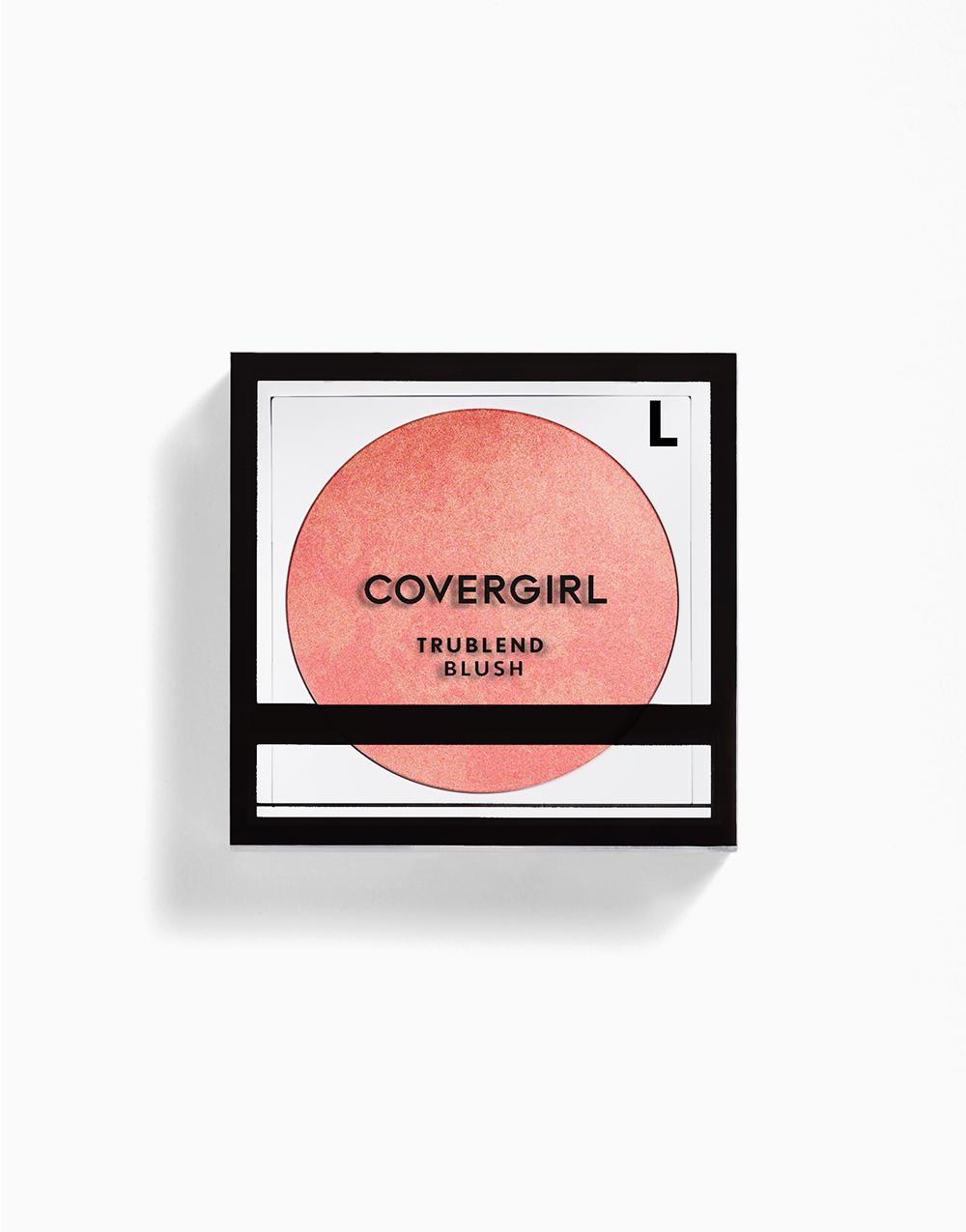 TruBlend Blush by CoverGirl | Light Rose 100