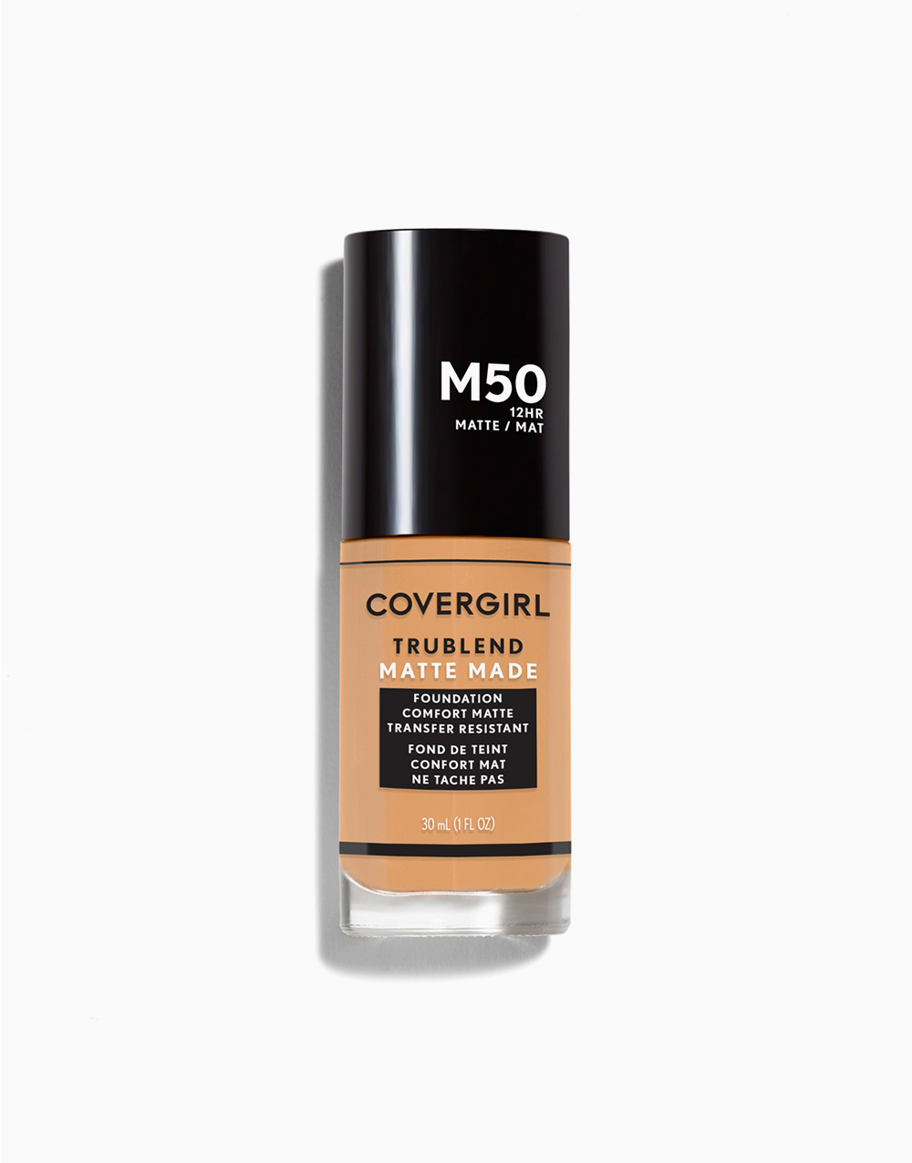 TruBlend Matte Made Liquid Foundation by CoverGirl   Soft Tan