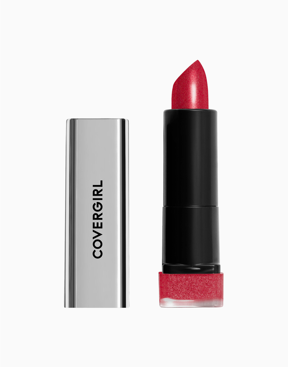Exhibitionist Metallic Lipstick by CoverGirl | Ready Or Not