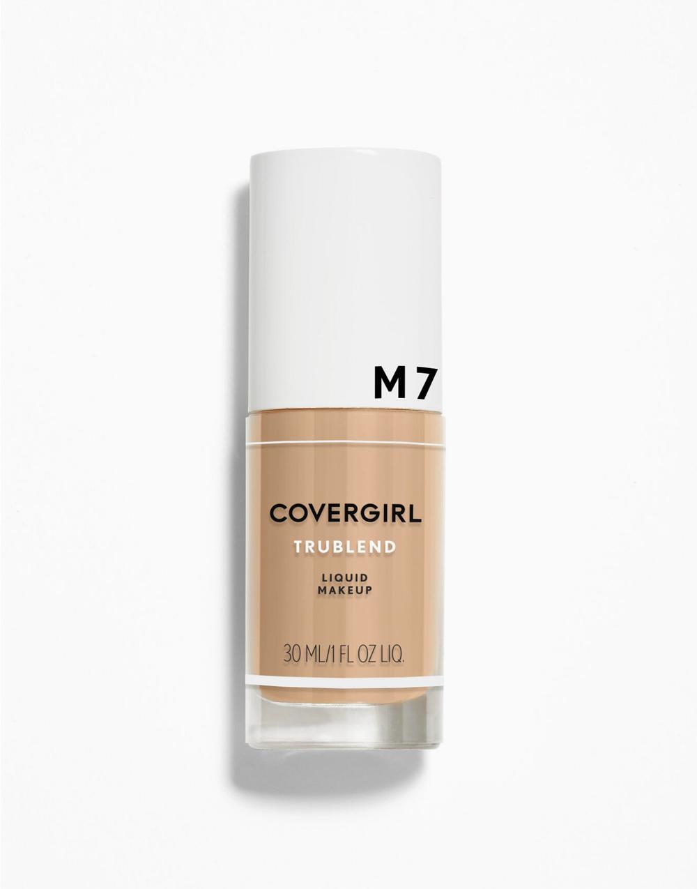 TruBlend Liquid Makeup by CoverGirl | Soft Honey