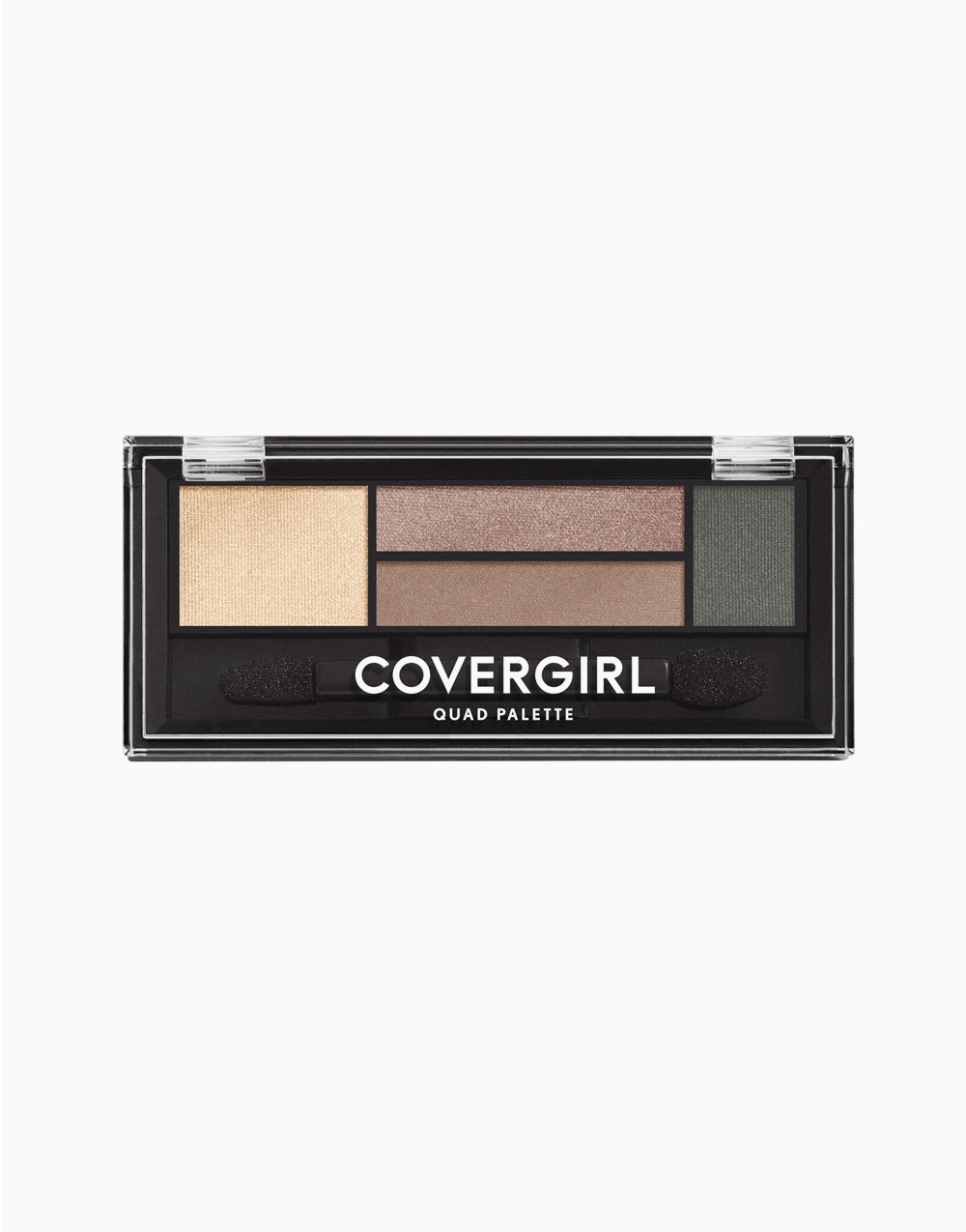 Eye Shadow Quads by CoverGirl | Notice Me Nudes