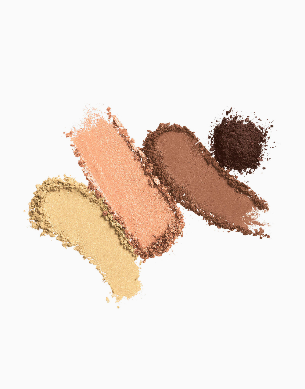 Eye Shadow Quads by CoverGirl | GO FOR the Golds