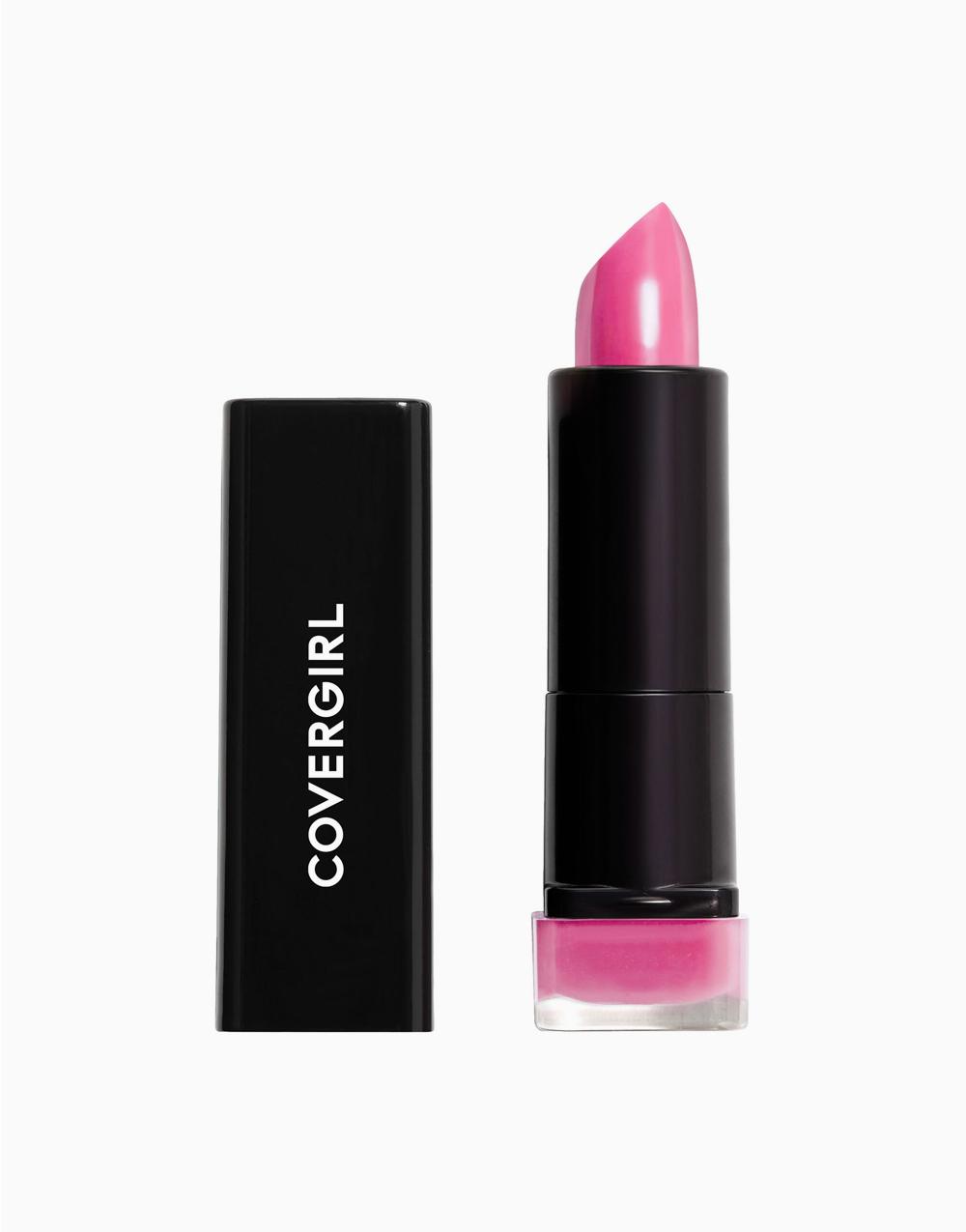 Exhibitionist Cream Lipstick by CoverGirl   Yummy Pink