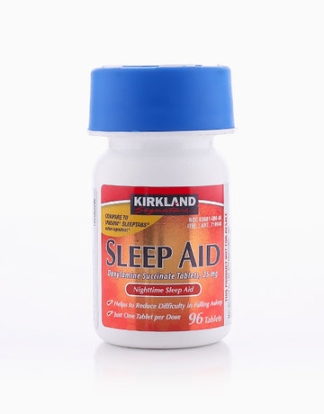Signature Sleep Aid Doxylamine Succinate (25mg) by Kirkland