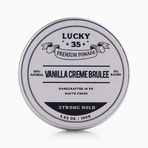 Vanilla Crème Brulee Pomade (100g) by Lucky Thirty Five