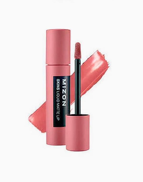 Skins Liquid Matte by Mizon | 304 Unveil Pink