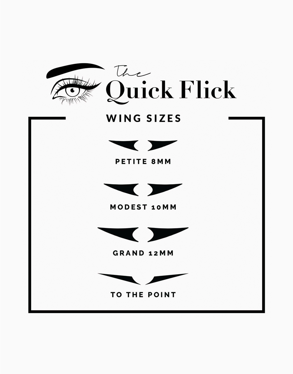 The Quick Flick Intense Black by The Quick Flick | To the Point