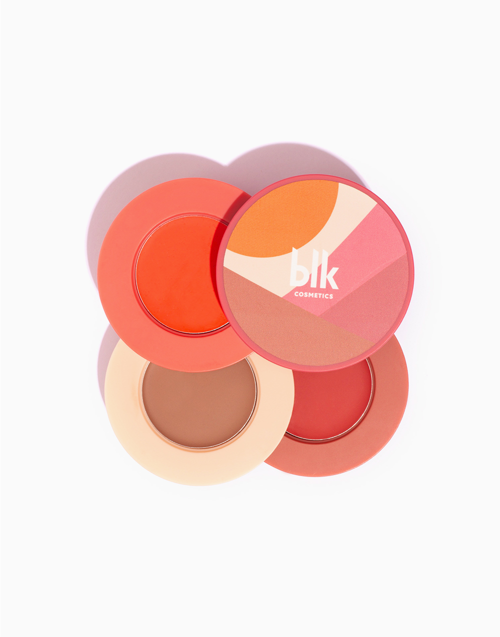 Face Stack 3-Piece Stack in Pool Party by BLK Cosmetics