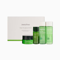 Innisfree green tea special kit ex