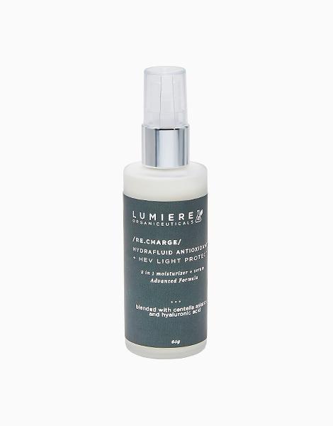 Hydrafluid Antioxidant Serum + Hev Light Protect (Advanced Formula) by Lumiere Organiceuticals