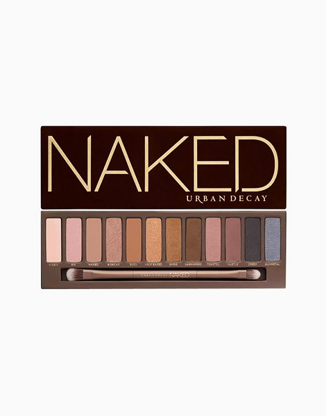Urban Decay NAKED HEAT Palette Review - Resplendently Living