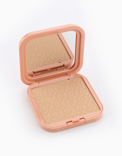 You Can Face It Pressed Powder by SQUAD | Warm Beige