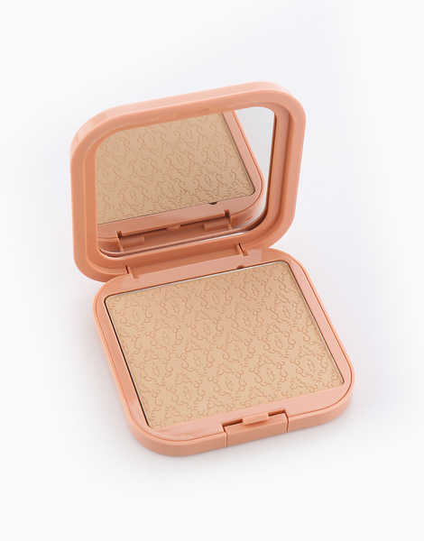 You Can Face It Pressed Powder by SQUAD | Beige