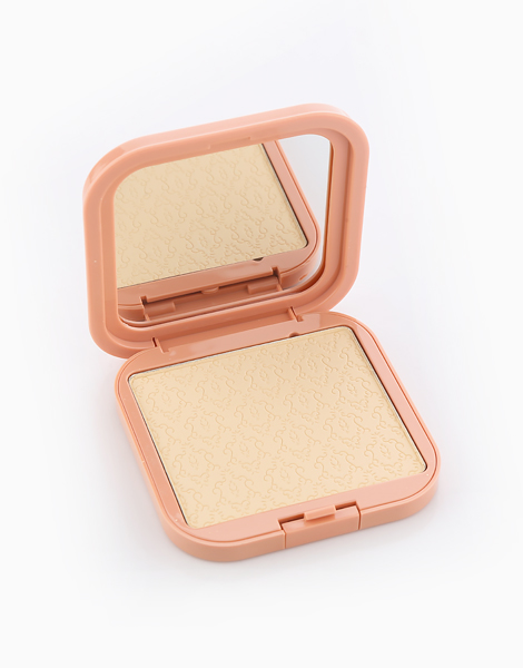 You Can Face It Pressed Powder by SQUAD | Ivory