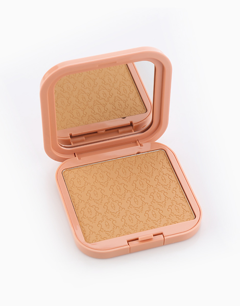 You Can Face It Pressed Powder by SQUAD | Tan