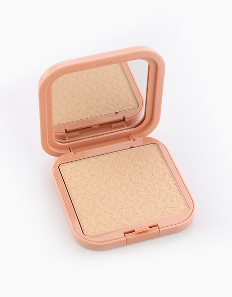 You Can Face It Pressed Powder by SQUAD | Warm Light