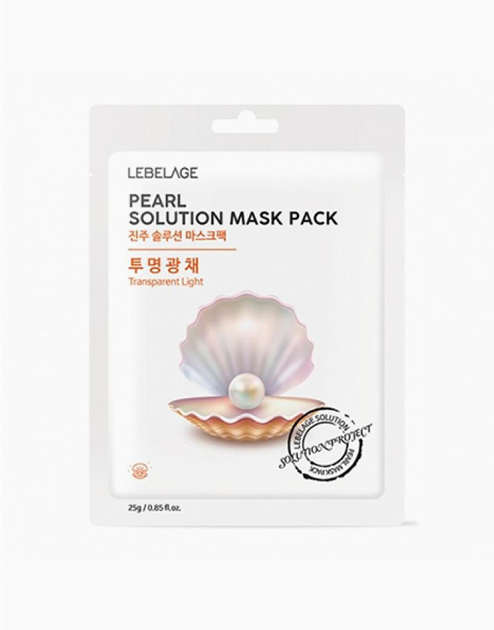 Pearl Mask Sheet by Lebelage