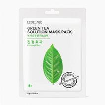 Lebelage green tea solution mask