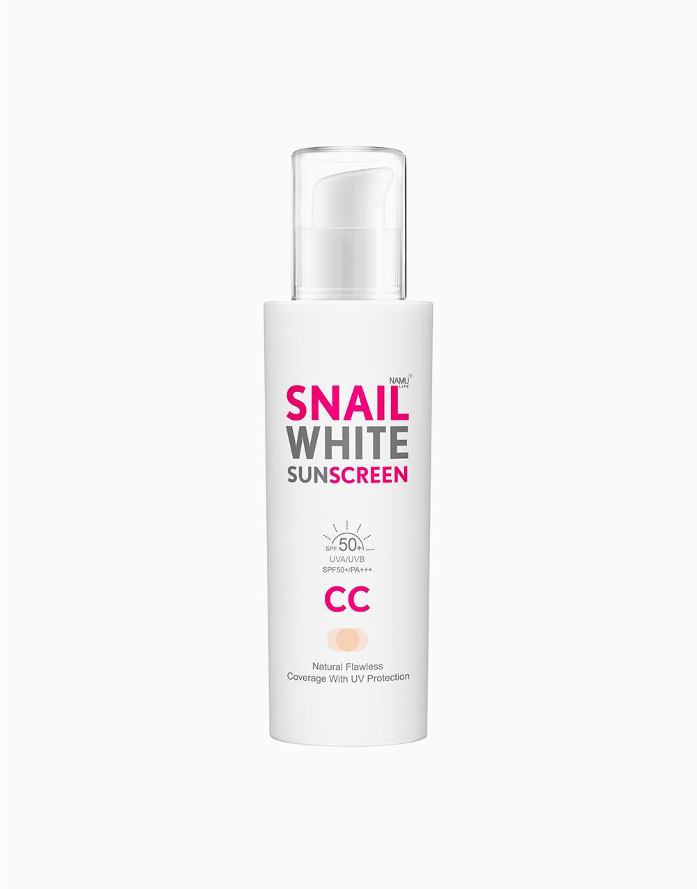 CC Cream SPF 50 by SNAILWHITE
