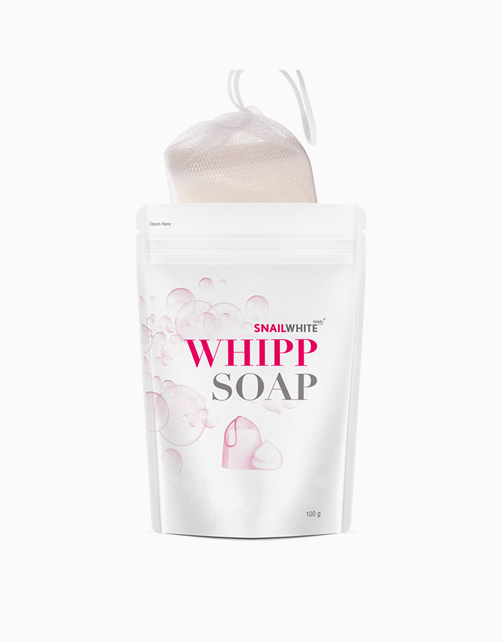 Whipp Soap (100g) by SNAILWHITE