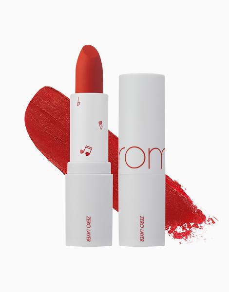 Zero Layer Lipstick by Rom&nd | #2 Coral Flat