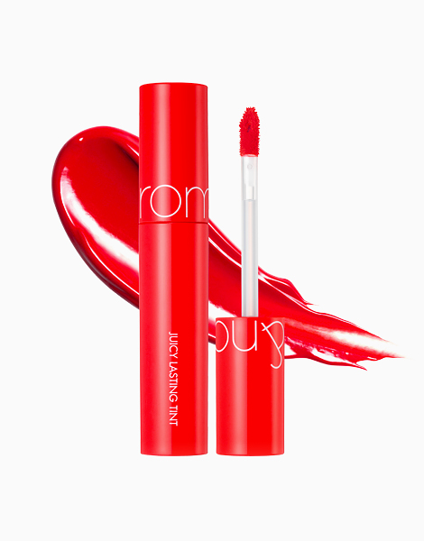 Juicy Lip Tint (New Packaging) by Rom&nd | Summer scent