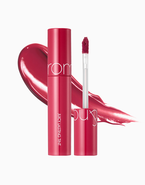 Juicy Lip Tint (New Packaging) by Rom&nd | Fig fig