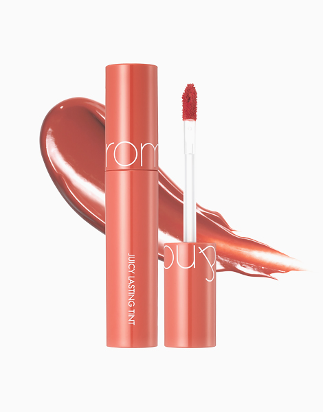 Juicy Lip Tint (New Packaging) by Rom&nd | Nudy Peanut