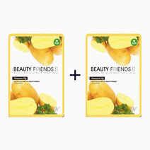 B1t1 beautyfriends ii potato mask sheet