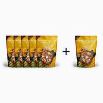Banana Bread Granola (250g) (Buy 5, Take1) by Amazin' Graze