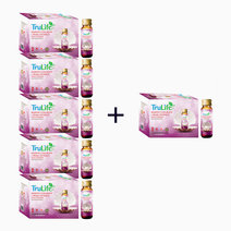 B5t1 trulife  marine collagen   pearl extract with vitamins %288 bottles%29