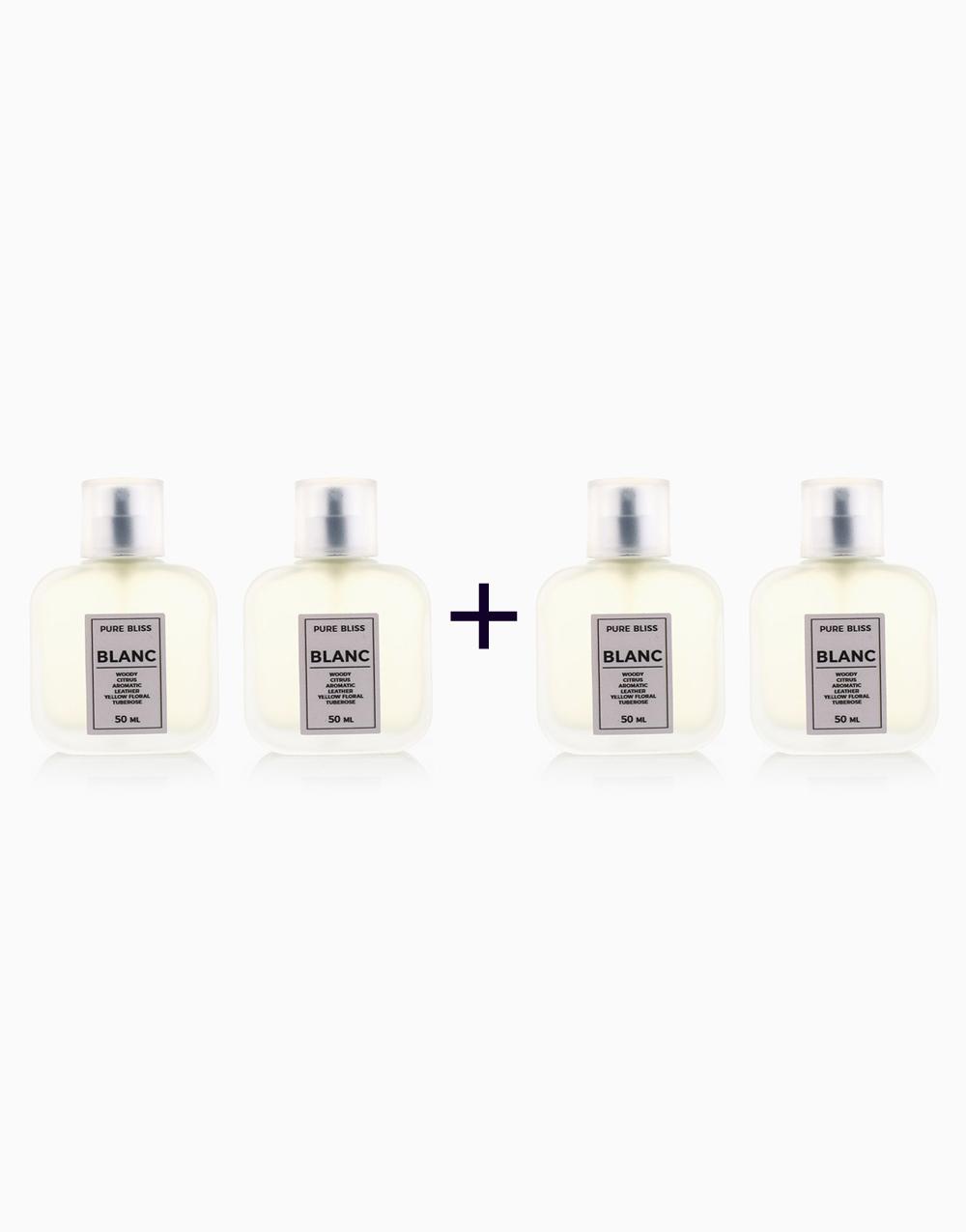 Blanc Eau de Parfum (50ml) (Buy 2, Take 2) by Pure Bliss