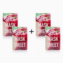 B2t2 kocostar apple slice face mask sheet